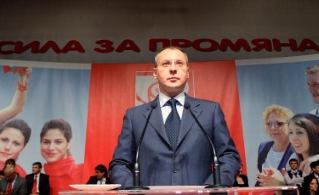 Станишев остава председател на БСП