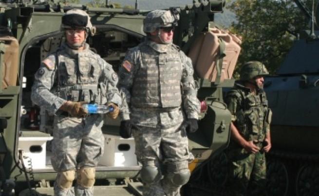 САЩ с нови военни бази в България и Румъния