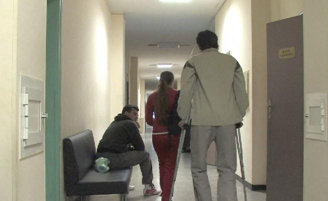 Бременна жена в тежко състояние заради свински грип