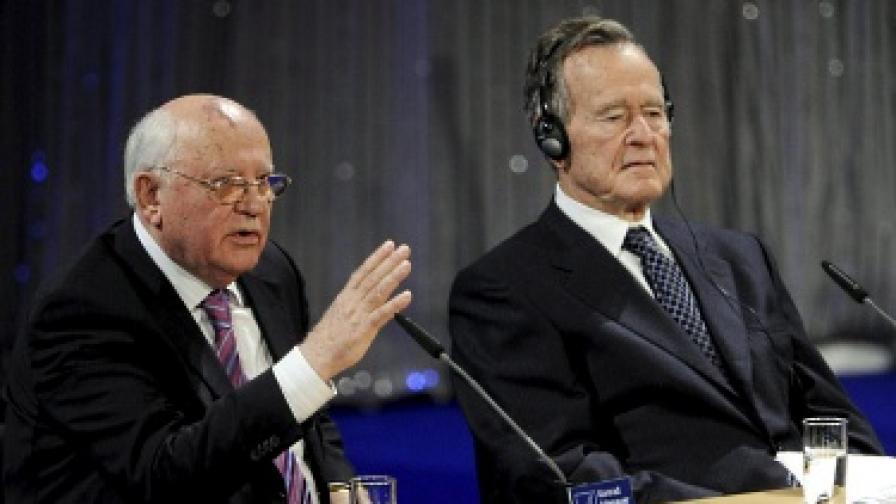 Бивши световни лидери се събраха в Берлин