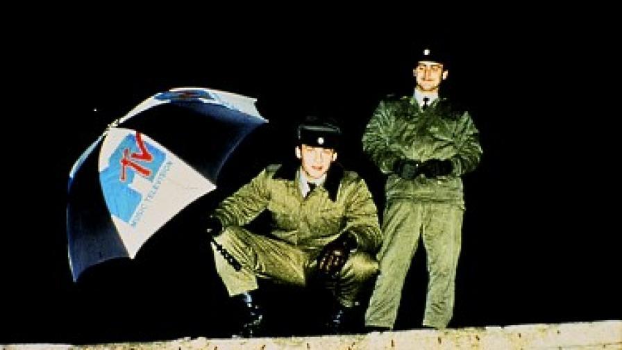 Европейските награди на MTV са посветени на годишнината от падането на Стената