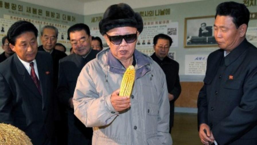 Ким Чен-ир имал 6 влака и 19 жп гари