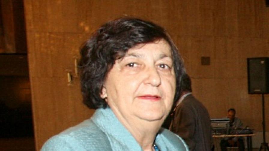 Нора Ананиева за прехода