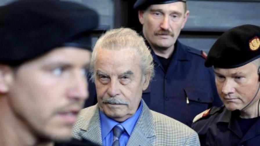 През март Йозеф Фрицъл бе осъден на доживотен затвор. Името му се превърна в нарицателно за други подобни на него изверги