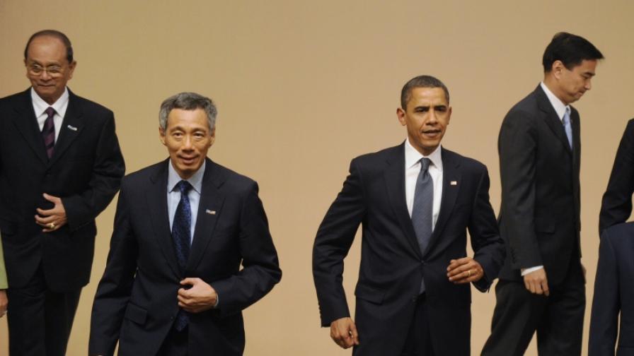 Обама призовава да бъде освободена Аун Сан Су Чжи