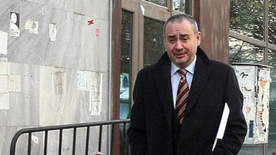 Велчев: Нямаме данни Красьо да е влиял на политици, не сме и търсили