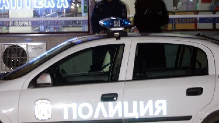 Старши полицай от Шумен обра банка