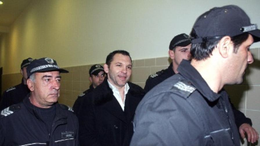 През октомври съдът удължи ареста на Златомир Иванов