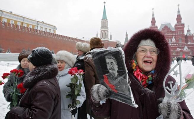 Русия и 130-годишнината от рождението на Сталин
