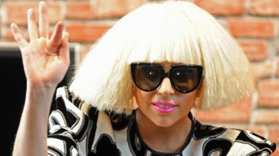 Лейди Гага не може да не бъде скандална