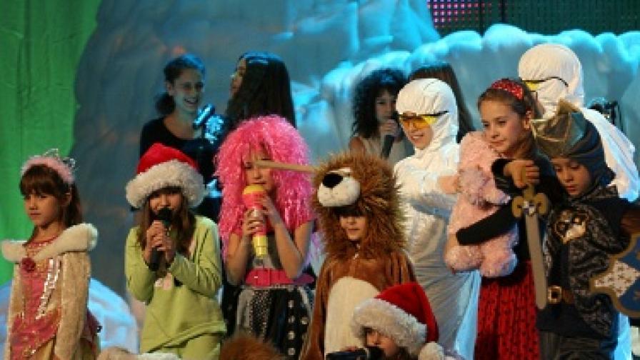 Само в рамките на големия концерт в Народния театър бяха събрани над 600 хил.лв.