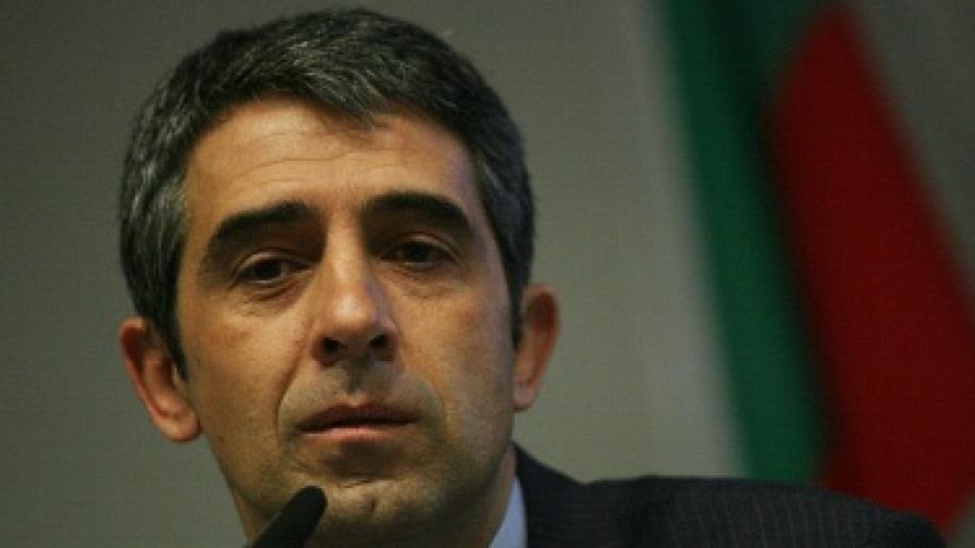 Министърът на регионалното развитие и благоустройството Росен Плевнелиев