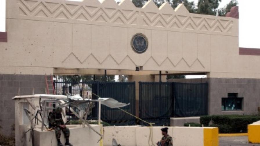 САЩ и Великобритания затвориха посолствата си в Йемен