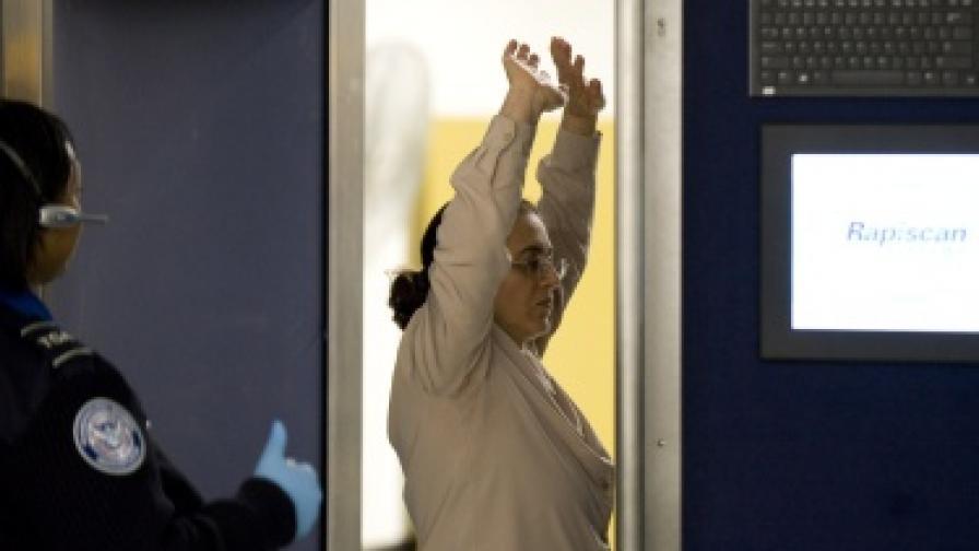 На определени пътници ще се прави щателна проверка на тялото, дрехите и ръчния багаж