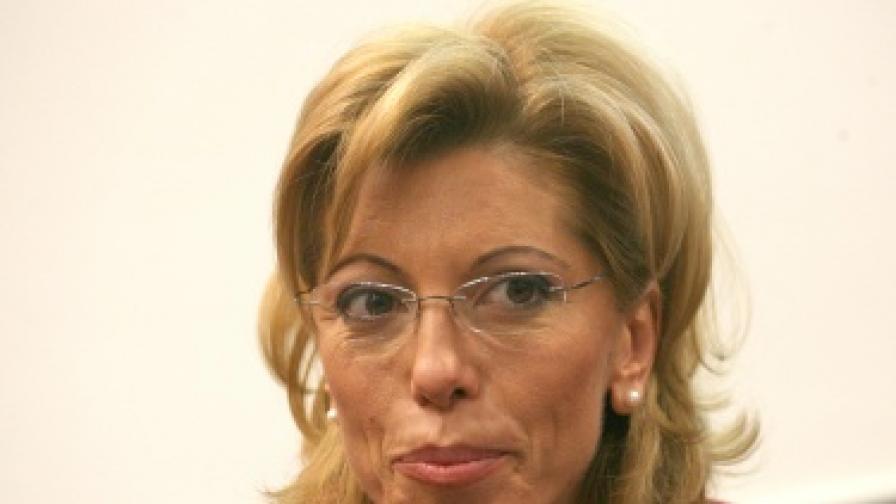 """Тагесшпигел"": Румяна Желева има две биографии"