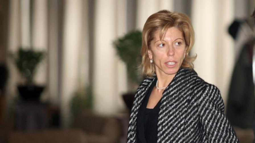 Министър Румяна Желева