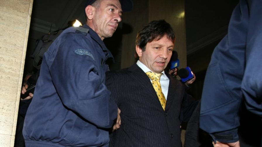 Големият Маргин остава в ареста