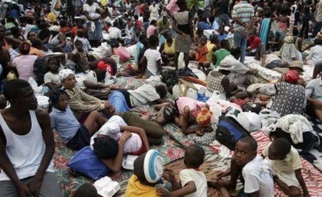 Светът събира помощи за Хаити