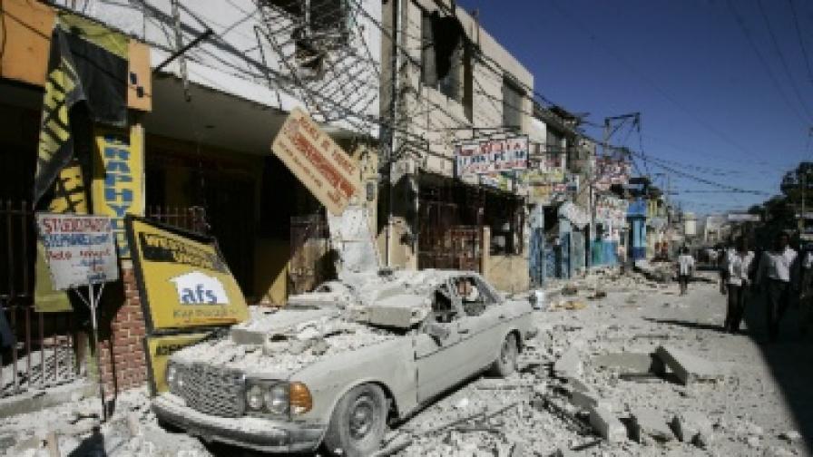 45-50 хил. са загиналите в Хаити