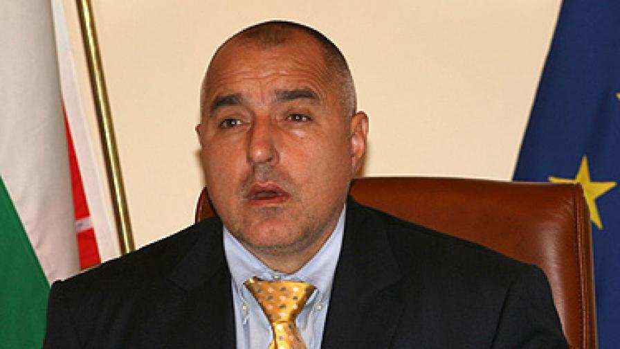 ФАЦ: Борисов все пак се подхлъзна