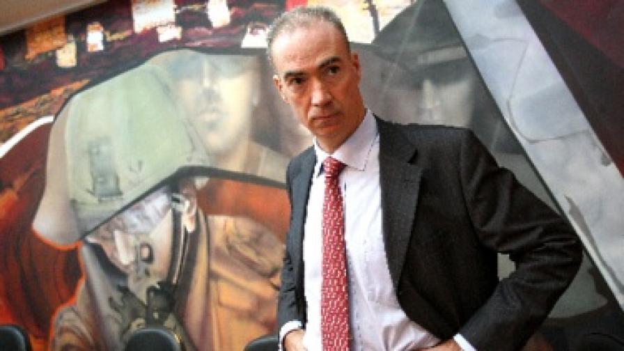Френският посланик отново критикува правосъдието ни