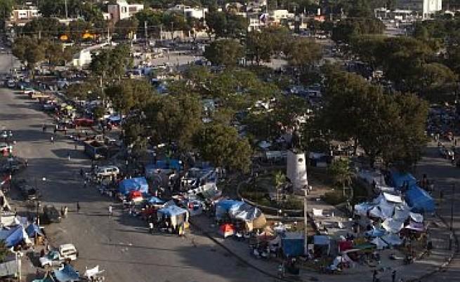В Хаити - живи след 10 дни под руините
