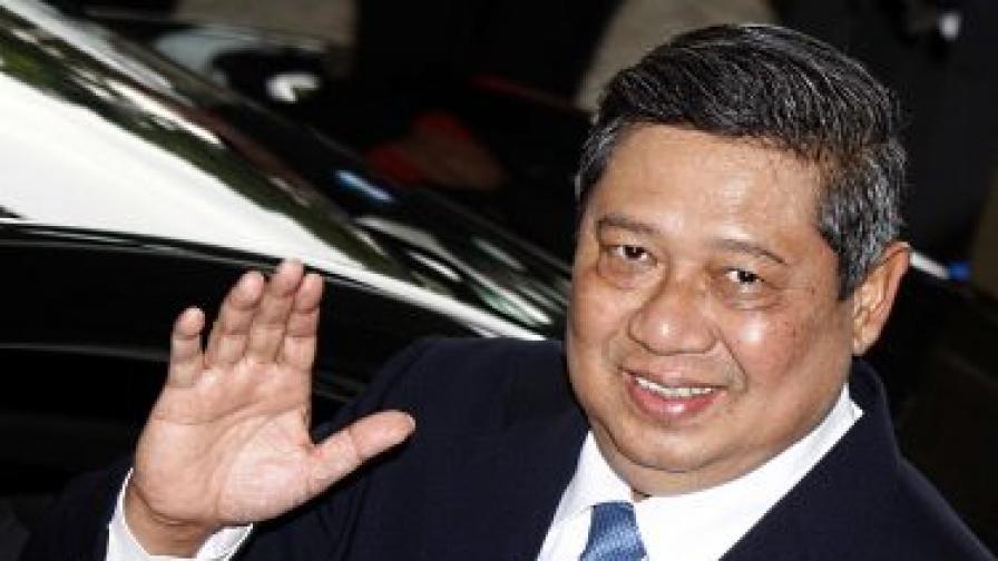 Индонезийският президент издаде трети албум