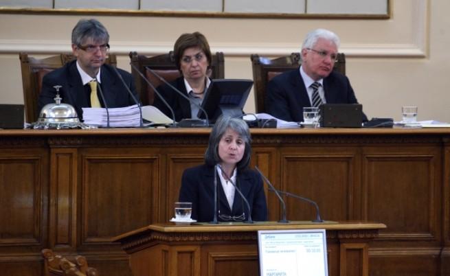 Министър Попова: Как сме работили с този НПК?
