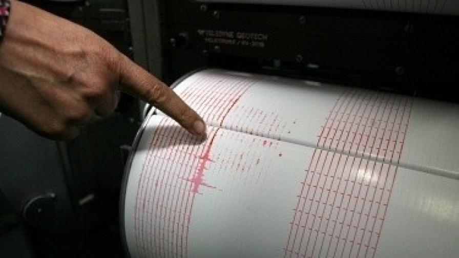 Три слаби земетресения за 24 часа