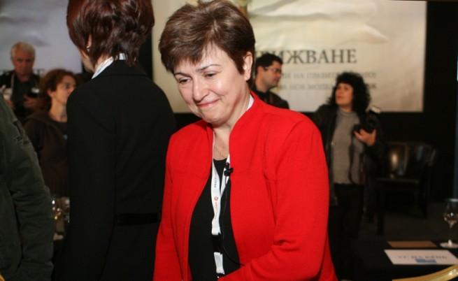 В Германия хвалят Кристалина Георгиева