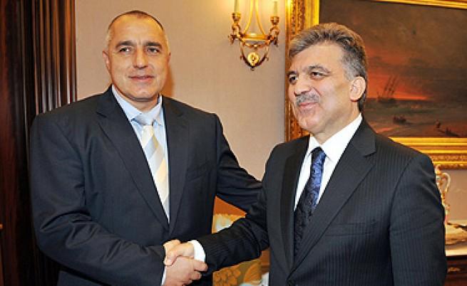 Борисов: Ще подкрепим Турция за ЕС