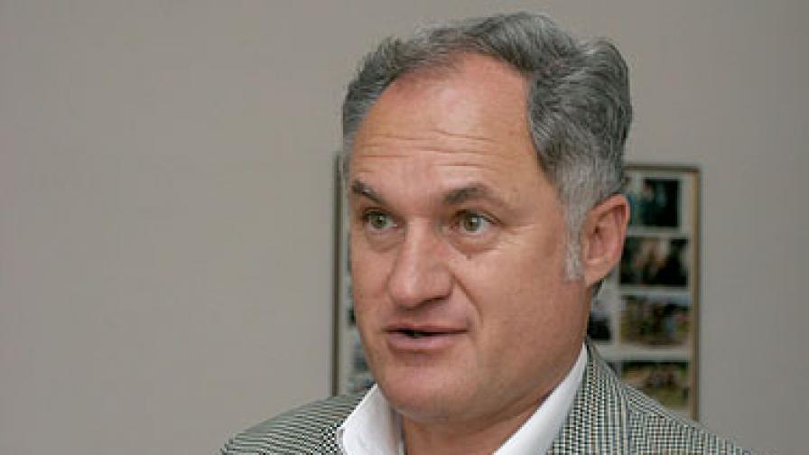 Кольо Парамов ще съветва Бойко Борисов