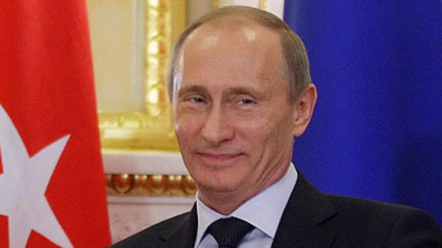 Хиляди на протест срещу Путин