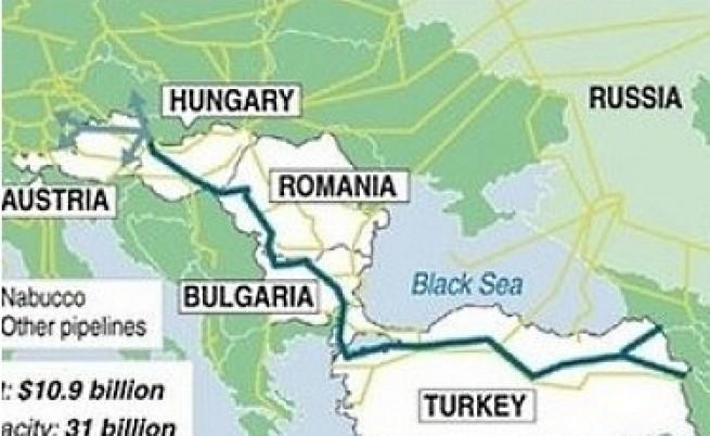 България узакони проекта