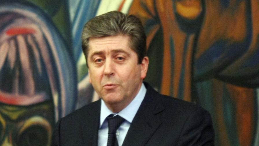Първанов: След мандата оставам в политиката