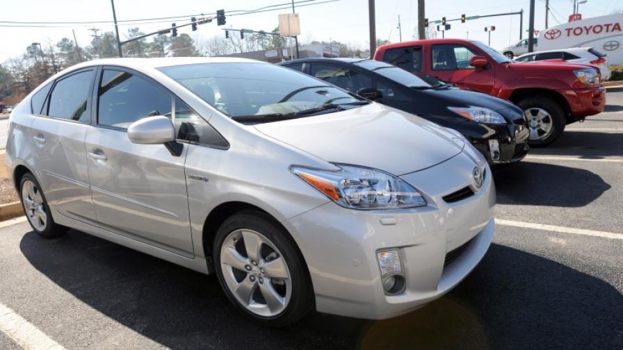 """""""Тойота"""" и """"Форд"""" имат проблеми с хибридните модели"""