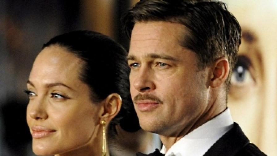 Брад и Анджелина ще съдят вестник за клевета