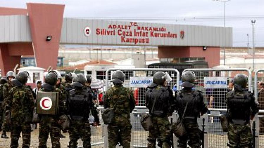 """Скандал в Турция след арест на прокурор заради """"Ергенекон"""""""