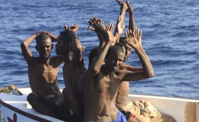Нападенията на сомалийските пирати: Повече, но по-малко успешни
