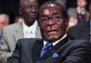 Робърт Мугабе