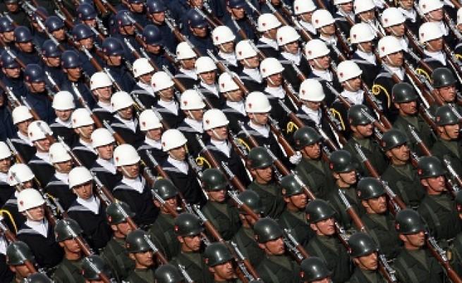 Ролята на армията в Турция е под въпрос