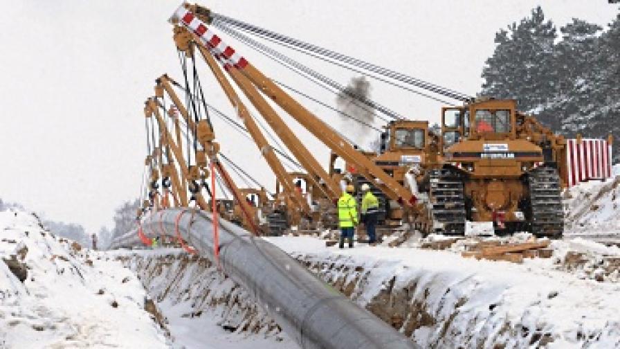 Гърция и България подписаха споразумения за газопровода IGB