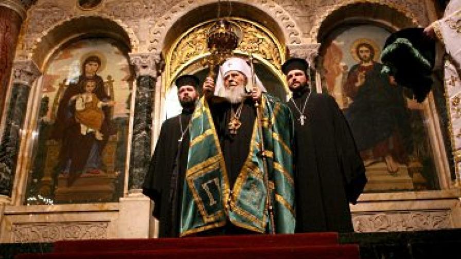 Българската православна църква навърши 1140 години