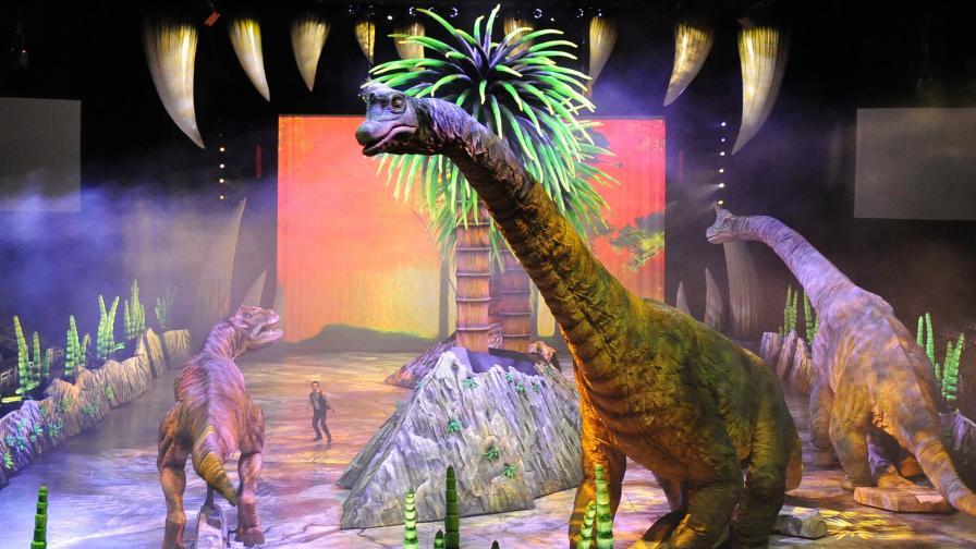 Откриха най-стария роднина на динозаврите