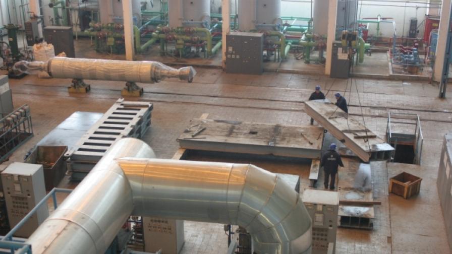 ОЛАФ продължава да рови в ТЕЦ Марица Изток 2