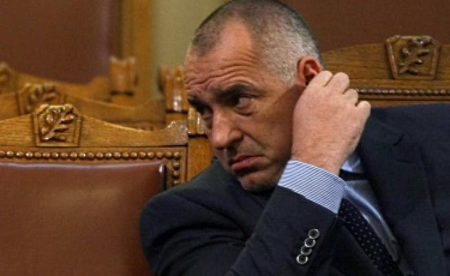 Борисов за замразяване на депутатските заплати