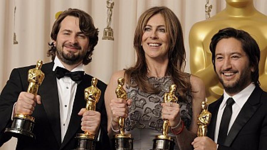 """""""Войната е опиат"""" и властелинката на """"Оскарите"""""""