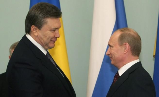 Путин прокарва идеята за Евразийска империя
