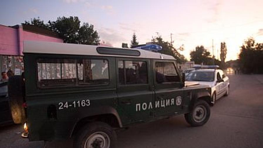 Отново жандармерия в Ихтиман