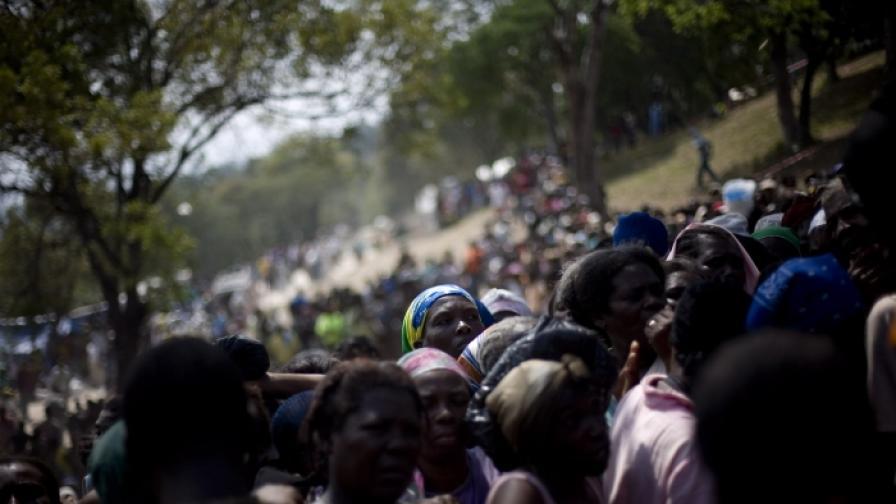 Хаити два месеца по-късно